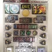 Zombicide Plastic Tokens Pack  CMON GUG0067
