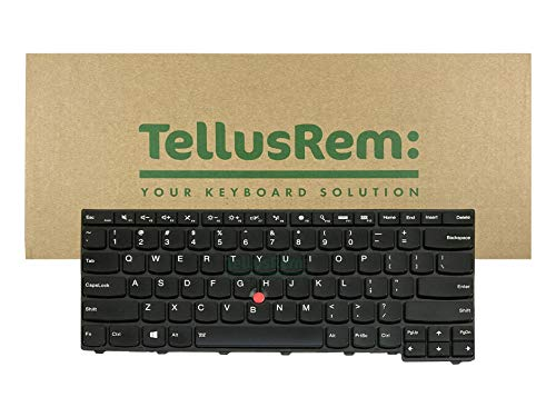 TellusRem ersatztastatur US Hintergr&beleuchtung für Lenovo Thinkpad T431 T431S E431 T440 T440P T440S E440 L440 T450 T450S T460 T460P L450 T440E