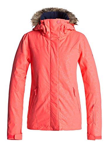 Roxy Damen Jet Ski Snow Jacke, pink, S EU