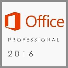 برنامج مايكروسوفت اوفيس بروفيشنال 2016