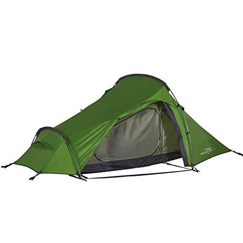 Vango Banshee Pro 200 Grün, Tunnelzelt, Größe 2 Personen - Farbe Pamir Green