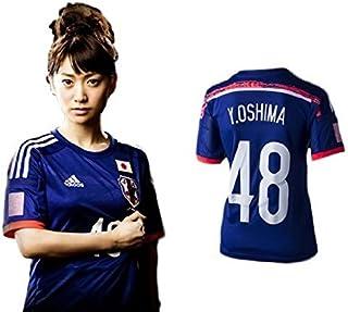 AKB48 大島優子 adidas サッカー 日本代表 ユニフォーム Oサイズ