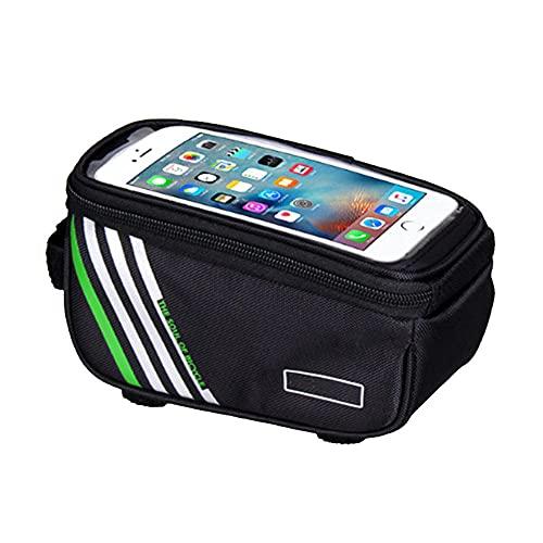 Borse Biciclette, Pacchetto del pacchetto del telefono del telefono del touch-schermo del pacchetto del pacchetto della bicicletta Bike Bike Bike Bike Prima del pacchetto prima del pacchetto-1.