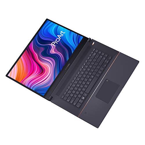 ASUS ProArt StudioBook Pro 17 (W700) 17 inch Notebook( i7-9750H,16GB, 1TB PCIEx4,Win Pro) W700G1T-AV046R