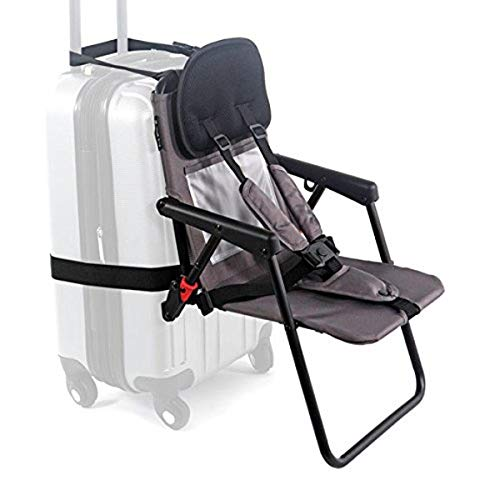 Think King Sitalong Toddler Luggage Seat
