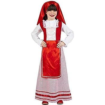 Kimokawaii Disfraz de Pastora de Belén para niña: Amazon.es ...