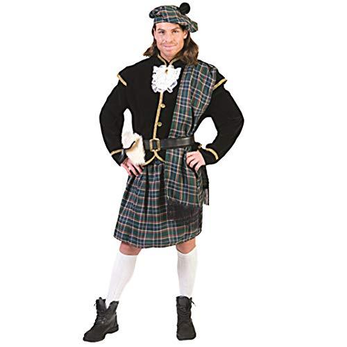 Disfraz Adulto Escocs