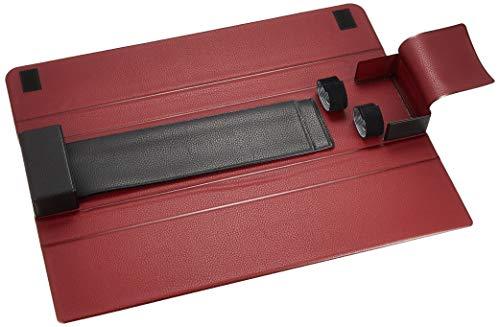 貝印KAI包丁ケース2本用赤黒塩化ビニール樹脂日本AHU9701