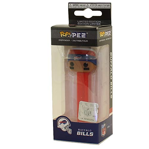 Funko POP! PEZ: NFL Bills (Gorro)