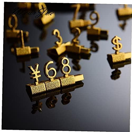 Ruluti Estanterías De Metal Precio Ajustable Callecos Pantalla Precio Euro Libra Precio Número Cubos Montaje Labaco Bloques Stick