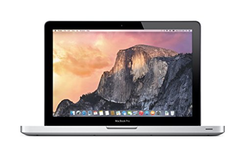 Apple MacBook Pro 13.3-Inch Laptop 2.53GHz / 8GB DDR3 Memory / 500GB SSHD (Solid State Hybrid) Drive / OS X 10.10 Yosemite / DVD Burner