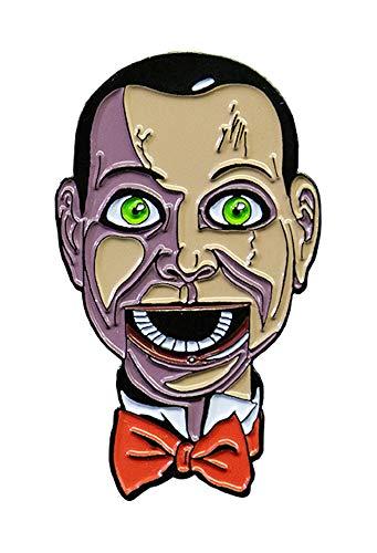 Trick or Treat Studios Dead Silence Billy Puppet Enamel Pin