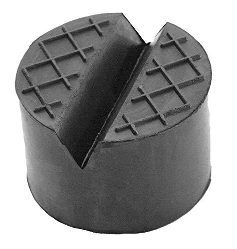 Gummiauflage viele Größen für Wagenheber Hebebühnen für KFZ PKW SUV Auflage Pad Schutz Auto Rangierwagenheber Unterstellbock Gummiklotz Gummiblock
