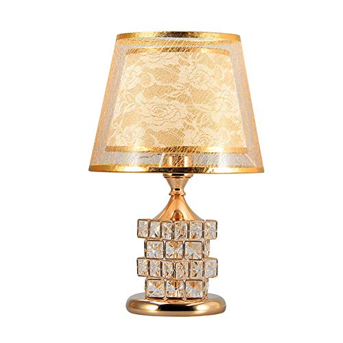 LG Snow Lámpara de mesa de dormitorio lámpara de noche cálida romántica creativa minimalista moderna sala de estar luz de lujo lámpara de mesa de cristal