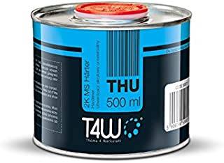 T4W THU Universal Härter für Autolack   0,5 Liter (59001)