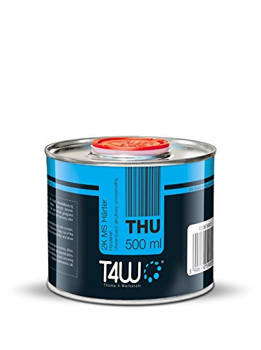 T4W THU Universal Härter für Autolack - 0,5 Liter (59001)