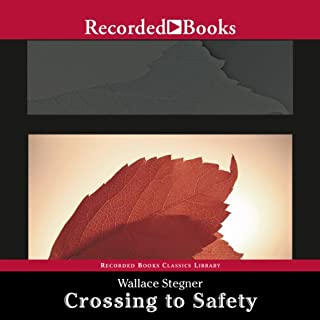 Crossing to Safety audiobook cover art