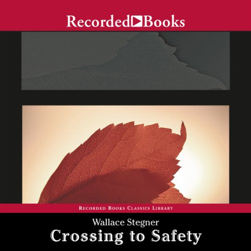 Crossing to Safety  cover art