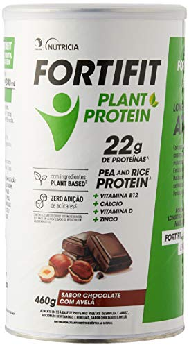 Fortifit Plant-Protein Chocolate 460G