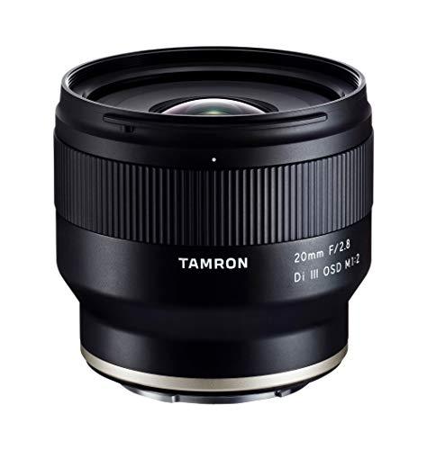 タムロン 20mm F/2.8 Di III OSD M1:2 ソニーEマウント用(Model F050)