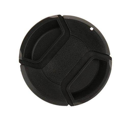 SM SunniMix para Canon Nikon Más Cámaras DSLR Tapa De La Tapa del Objetivo Protector del Lente Ultravioleta Prevenir Daños - 55 mm