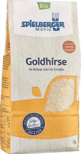 Spielberger Bio Goldhirse, kbA (6 x 1 kg)