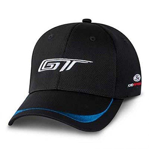 Ford GT Black Logo Hat
