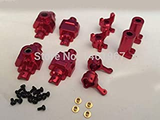 Part & Accessories Orlandoo F150 OH35P01 KIT Assemble Climbing RC Car Parts Upgrade with Metal Front and Rear axle housing