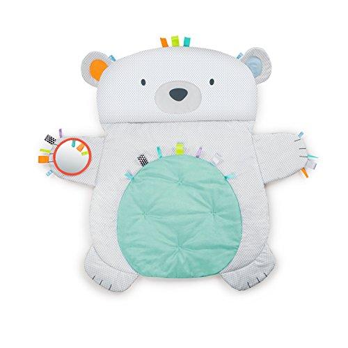 キッズツージャパン Bright Starts ブライトスターツ タミータイム プロップ&プレイ しろくま 10841 by Kids II