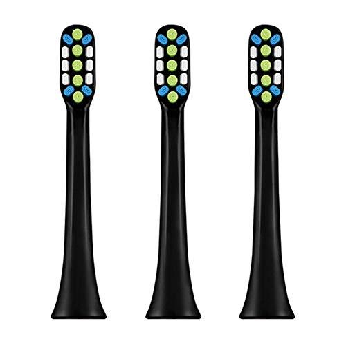 Cabezal de cepillo de dientes de repuesto 3PCS para SOOCAS/Xiaomi SOOCARE X3