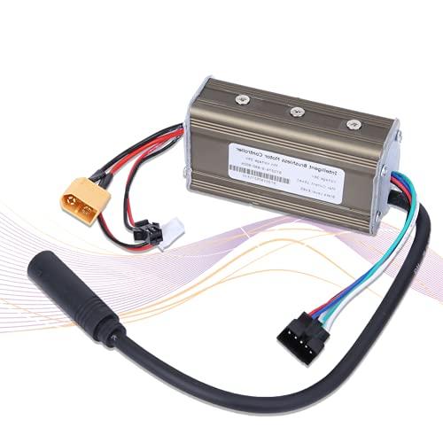BOLORAMO Panel de Control Ligero Resistente y Duradero para Corte de bajo Voltaje Kugoo, para Scooter eléctrico Kugoo de 36 V