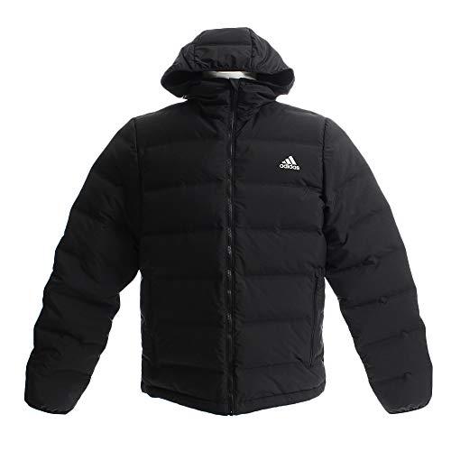 [アディダス] アウトドアウェア HELIONIC Hooded ジャケット DKQ89 [メンズ] ブラック (BQ2001) 日本 J/L (...