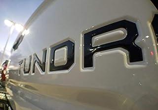 Truckin With Tina Insert Letters fits 2014-2020 Tun (Shiny Black)
