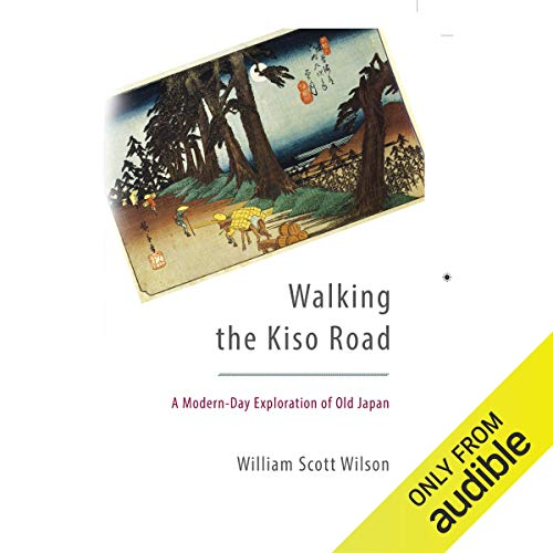 Walking the Kiso Road audiobook cover art