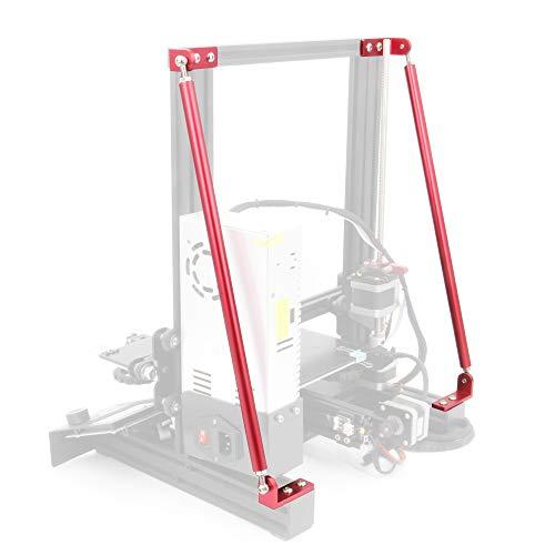 Befenybay Juego de varillas de apoyo para Creality 3D Impresora Ender 3/Ender 3 pro/Ender 3 V2 (365 mm)