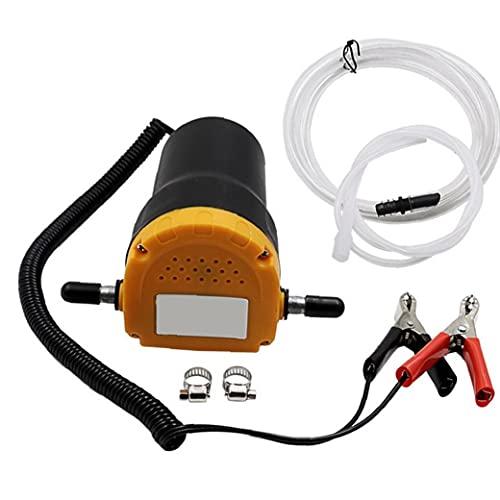 nJiaMe Aceite de succión Bomba de recuperación 12V Cambio Extractor Extractor de Aceite Bomba de Fluido Scavenge Bomba de Aceite Cambio de Automoción Granja Marina Uso Durable