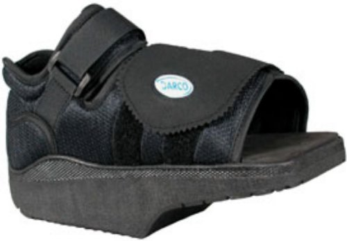 Complete Medical Ortho Wedge Healing Shoe, Small, 1.4 Pound