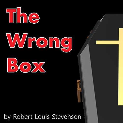 The Wrong Box audiobook cover art