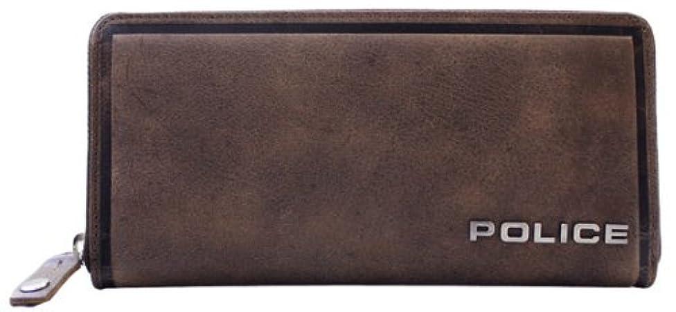不利益ルー要塞[ポリス]POLICEI ラウンドファスナー長財布 メンズ PA-58002-29[並行輸入品]