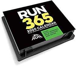 Best runner's 2019 daily desk calendar Reviews