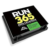 2020 Runner's Daily Desk Calendar by Gone For a Run | Daily Running Quotes and Inspiration