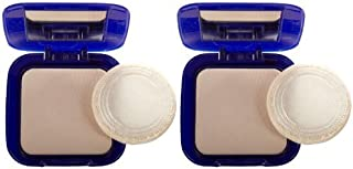Maybelline Shine Free Oil Control Pressed Powder - Soft Cameo - 2 Pack