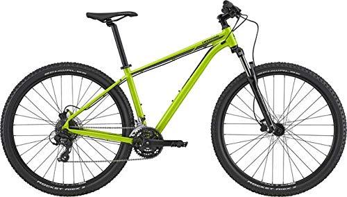 "CANNONDALE Bicicleta Trail 8 29"" AcidGreen cód. C26850M20MD Talla M"