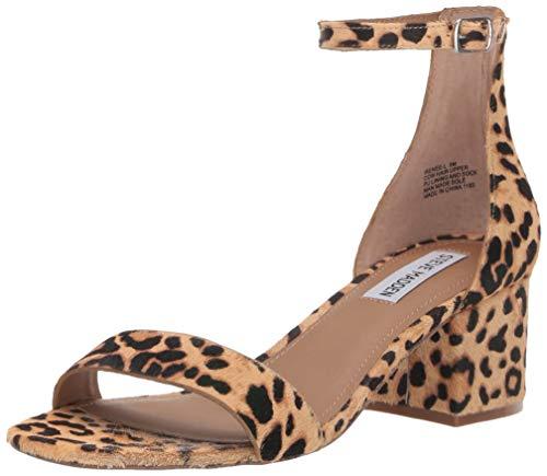 Steve Madden Irenee-L Heeled Sandal Leopard 10 W