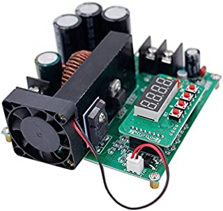 ACHICOO B900W DC Constant Current Power Supply Voltage Adjustable Boost Module Ammeter 120V15A Charger Hot Products