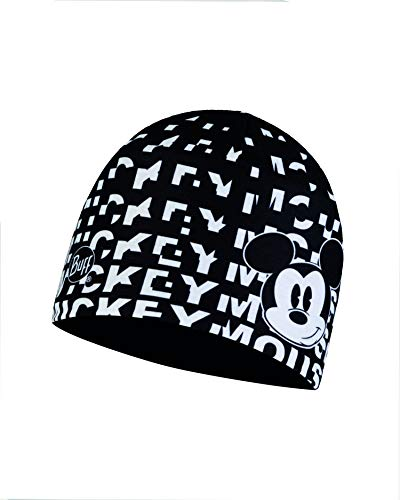 Buff Micro Polar Hat Mickey That's Bonnet Micro Polaire Disney Jr Garçon Noir FR : Taille Unique (Taille Fabricant : Taille One sizeque)