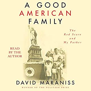 A Good American Family audiobook cover art