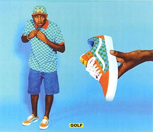 Zolto Collection Tyler, poster da golf del Creatore, 30,5 x 45,7 cm