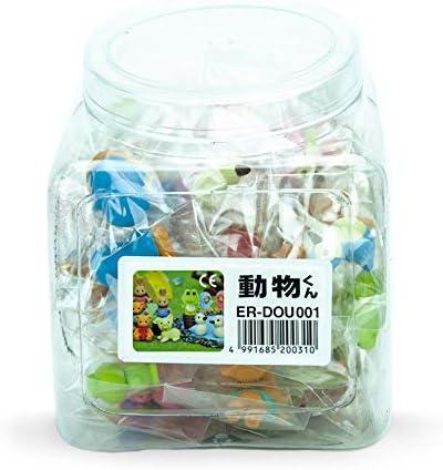 Iwako Animals Dogs Bears Rabbits Japanese Piece - 7 Fashion Max 69% OFF Erasers