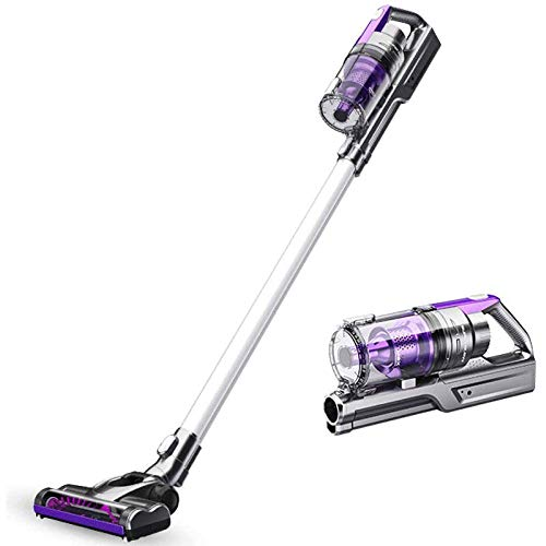 New QPLKKMOI Upright Vacuum for Carpet and Hard Floor with Lift-Away Handheld Wireless Vacuum Cleane...